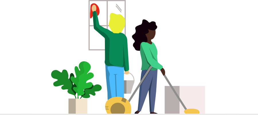 Haushalt organisieren App Putzplan